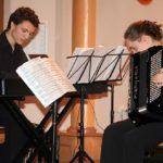 etienne venier concert piano accordéon